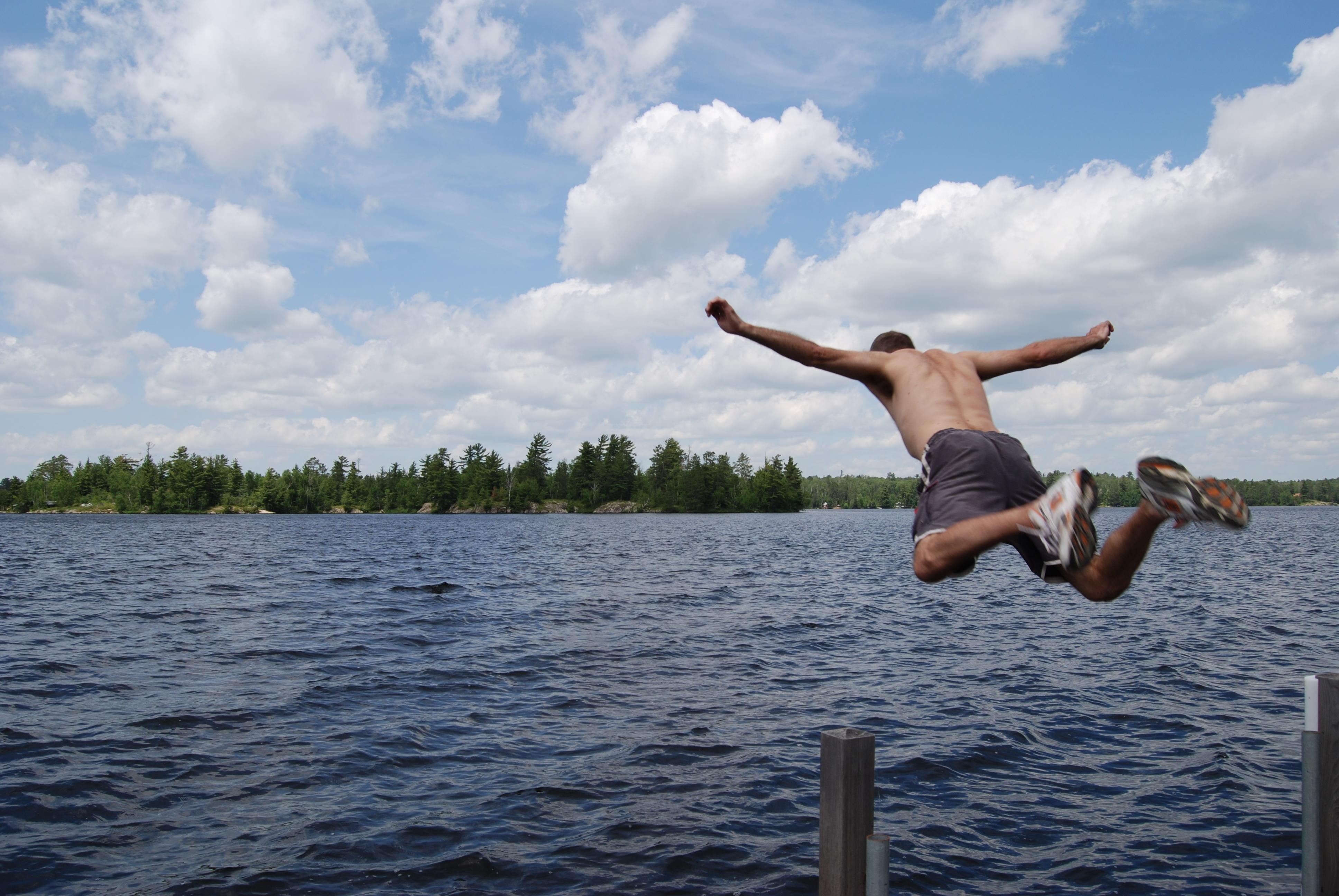 Lake Vermilion Dive